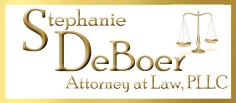 Stephanie DeBoer Family Law Logo